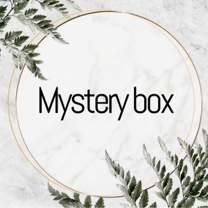 MYSTERY BOX #1 SIZE MEDIUM!